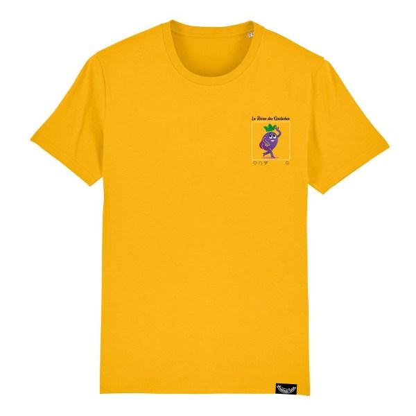 v20 Reine des quetsches – t-shirt unisexe