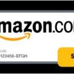 Amazon.com Gift Card Code Giveaway!