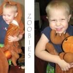 Review/Giveaway: Zoobie's Blanket Pet