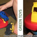 Review/Giveaway: Green Toys Tugboat