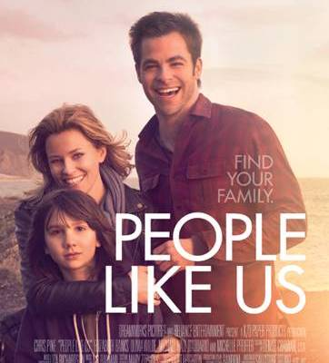 """People Like Us Movie – Film Clip """"Family Outing"""""""