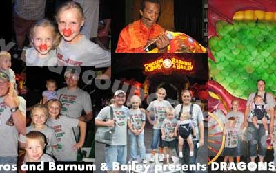 Ringling Bros and Barnum & Bailey presents DRAGONS is the best show yet