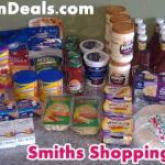 Smith's Shopping Trip 9/13/12 = 81% Savings!