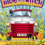 GIVEAWAY: Win two tickets to Ride to a Witch at Gardner Village! (through 10/18)