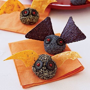 Bat Cakepops Recipe