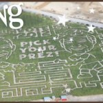 GIVEAWAY: 2 Screamin' Tickets to Cornbellys Corn Maze & Insanity Point (ends 10/13)