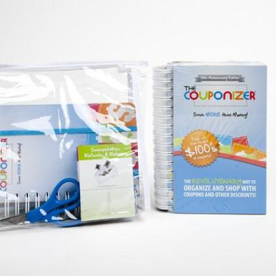 The Couponizer will save you time and keep you organized!