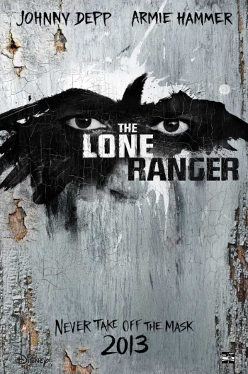 The Lone Ranger Trailer Poster