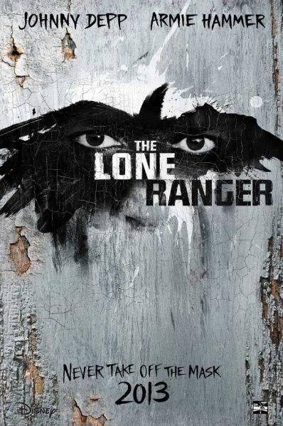 The Lone Ranger Trailer Poster