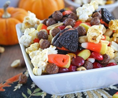 Halloween Snack Mix Recipe