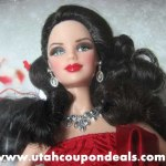 2012 Brunette Holiday Barbie Review