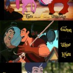 Disney meets Harry Potter – (something to make you laugh)