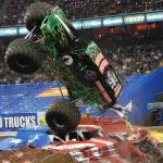 Monster Jam Tickets + Promo Code (in Salt Lake City, Utah on Feb. 15 & 16, 2013)