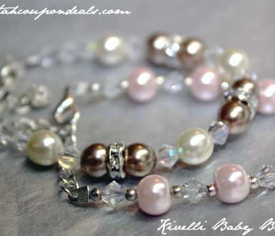 GIVEAWAY: Enter to win a Kivelli Baby Bracelet (5 winners)