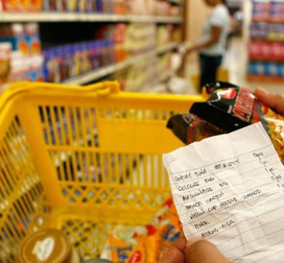Extreme Couponing Tip: Making a lifestyle change