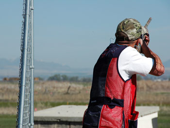 Free shooting at Lee Kay, June 7 and 8 (archery, rifle, and handgun)