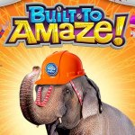 Ringling Bros. and Barnum & Bailey BUILT TO AMAZE Circus in Salt Lake City Sept. 26-30!
