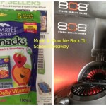 GIVEAWAY: 808 Headphones and YumEarth Organics Snacks (ends 8/14)