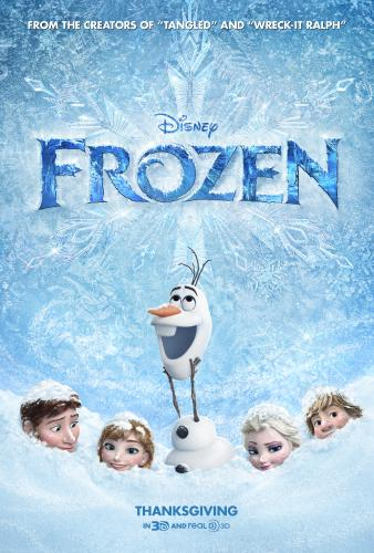 Disney's FROZEN Movie Review