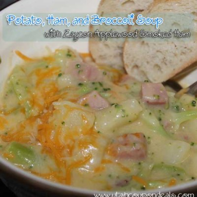 Potato, Ham, and Broccoli Cheese Soup Recipe