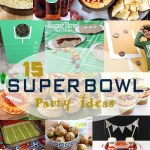 15 Super Bowl Party Ideas (food, games, drinks, decorations)