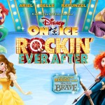 Disney On Ice presents Rockin' Ever After is coming to Salt Lake City, March 5-10 {Use Promo Code for Discount Tickets}