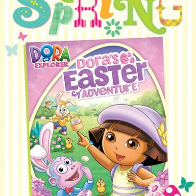 Nickelodeon Essentially Spring Collection Review {Dora the Explorer, Max & Ruby, Peter Rabbit}