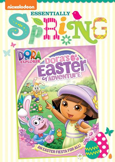 Dora the Explorer - Essentially Spring - Easter DVD