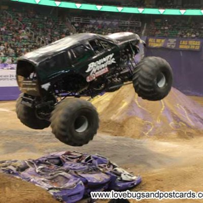 MONSTER JAM 2014 Review – Salt Lake City {February 14-16}