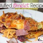 Best Stuffed Omelet Recipe {+ how to make an omelet }