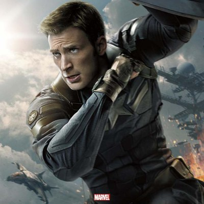 CAPTAIN AMERICA: THE WINTER SOLIDER – New Trailer & Coloring Sheets