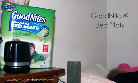 GoodNites® Bed Mats