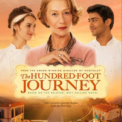 The Hundred-Foot Journey Trailer + Tandoori Chicken Wings Recipe