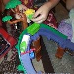 Chuggington Explorer Koko DVD and StackTrack Koko's Safari Adventure Play Set Review
