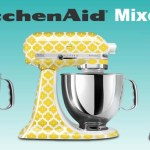 Custom KitchenAid Mixer Giveaway hosted by PartSelect