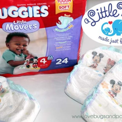 "I am getting ""A Little More"" at Walgreens with Huggies + $25 Walgreens Gift Card Giveaway"