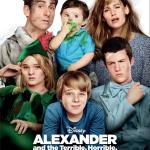 Disney's ALEXANDER AND THE TERRIBLE, HORRIBLE, NO GOOD, VERY BAD DAY sweepstakes