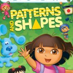 Nickelodeon's Let's Learn: Patterns and Shapes DVD