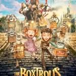 The Boxtrolls Cardboard Challenge + new The Boxtrolls Trailer!