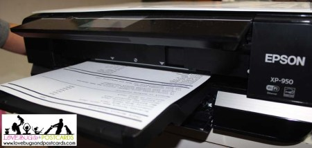 Epson Expression XP-950 Printer Review