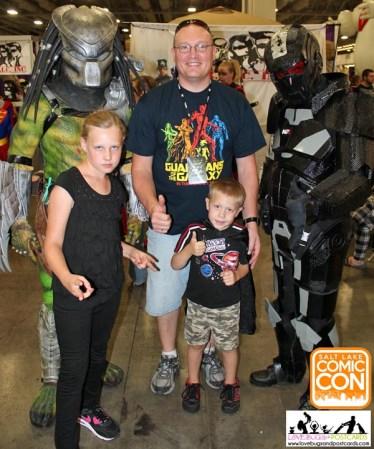 Salt Lake Comic Con 2014