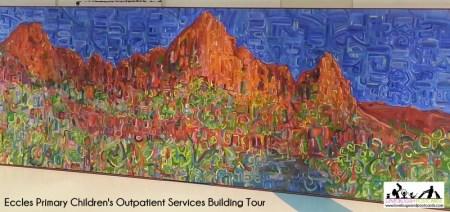 Eccles Primary Children's Outpatient Services Building Tour