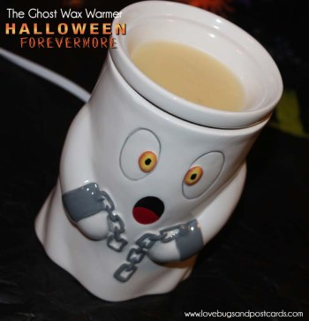 Halloween Forevermore Ghost Wax Warmer Review