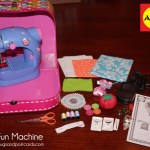 ALEX BRANDS Sew Fun Machine Review {perfect for Christmas}