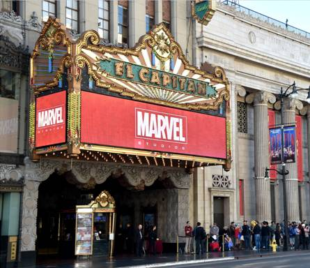 Schedule of upcoming Marvel Films (Phase 3 of Marvel Cinematic Universe)