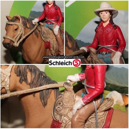 Schleich Horse Riders - Western Rider Set