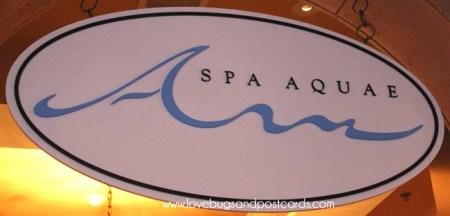 Spa Aquae in J.W. Marriott Las Vegas Review