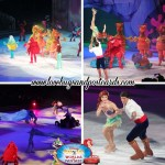 Disney on Ice Worlds of Fantasy was the perfect family show