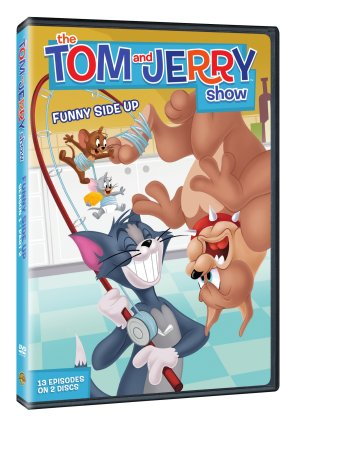 "The Tom and Jerry Show Season 1 Part 2: Funny Side Up"" DVD"