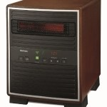 Holmes® Smart Console Heater works with WeMo Technology